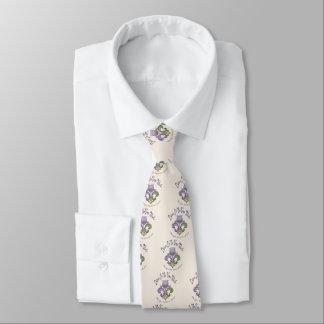 Fleur de Lush Tie