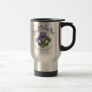 Fleur de Lush Travel Mug