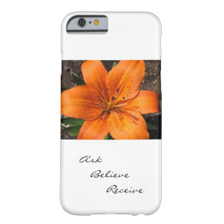 Fleur de ressort coque barely there iPhone 6