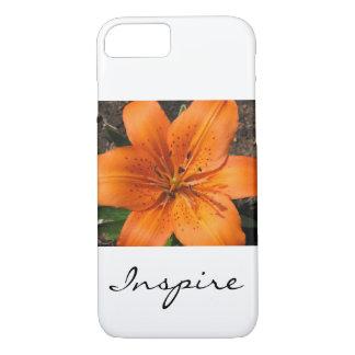 Fleur de ressort coque iPhone 7