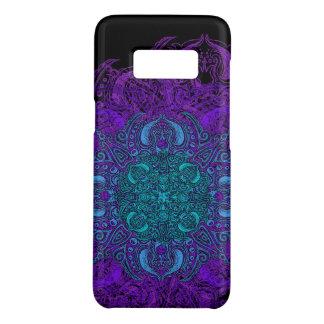 Fleur de Swirl - Choose Your Color! Case-Mate Samsung Galaxy S8 Case