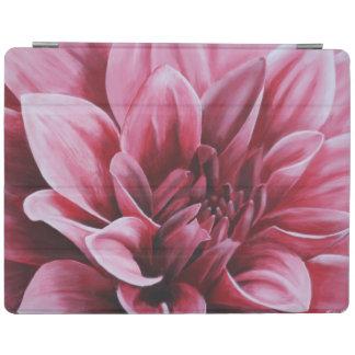 Fleur peinte de dahlia protection iPad
