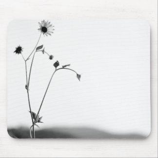 Fleur soloe tapis de souris