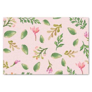 Fleur Watercolor Tissue Paper