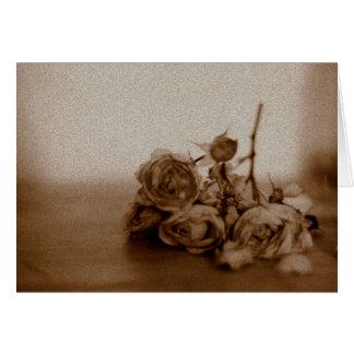 Fleurette's Roses Card