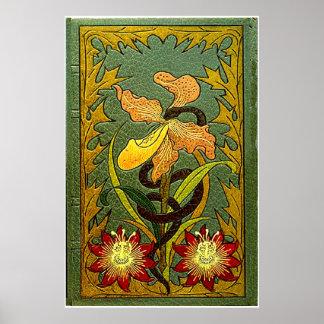 Fleurs du Mal – First Edition Poster