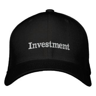 Flex Fix Wool Cap Embroidered Hats