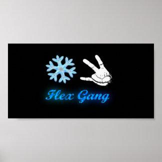 Flex Gang Poster