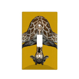 Flexible Giraffe Light Switch Cover