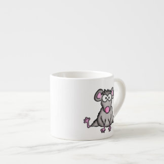 Flexible Mouse Espresso Cup