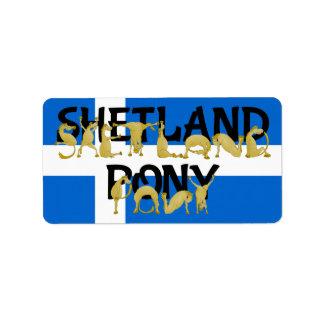 Flexible Ponies - Shetland