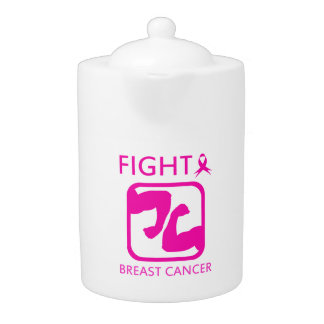 Flexing arms to fight breast cancer