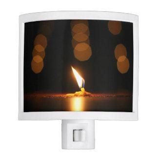 Flickering Flame Night Light