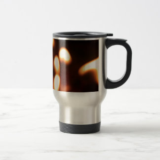 Flickering Flames Mugs