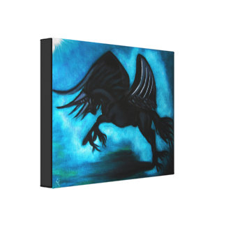 Flight 101 canvas print