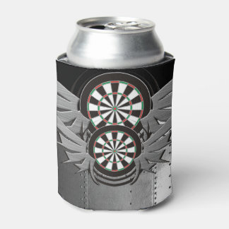 Flight Crew Darts Aiming Fluid Hugger Can Cooler