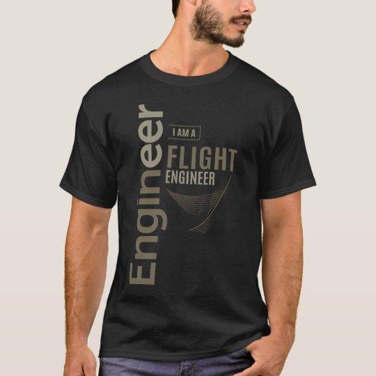 Flight Engineer T-Shirt