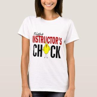 Flight Instructor's Chick T-Shirt