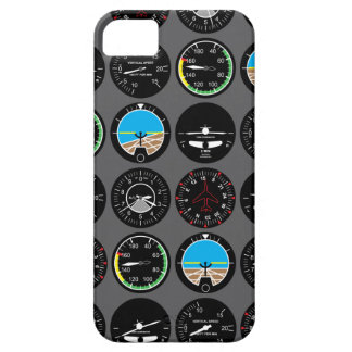 Flight Instruments iPhone 5 Covers