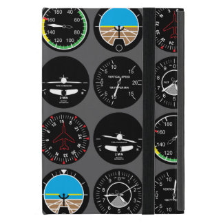 Flight Instruments iPad Mini Case