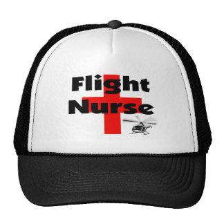 """Flight Nurse"" Unique Gift Ideas Hats"