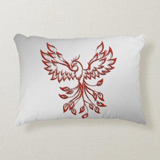 Flight of A Phoenix Decorative Pillow