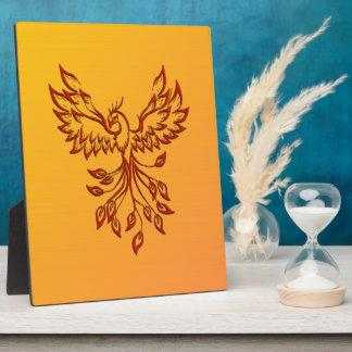 Flight of A Phoenix Plaque