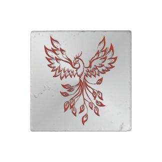Flight of A Phoenix Stone Magnets