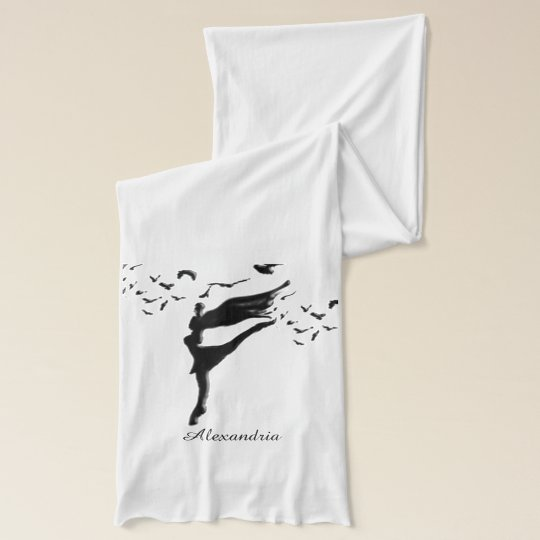 Flight of Dance Scarves