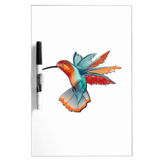Flight of Elegance Dry Erase Board