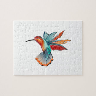 Flight of Elegance Jigsaw Puzzle