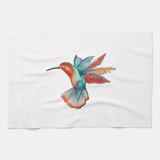 Flight of Elegance Kitchen Towel