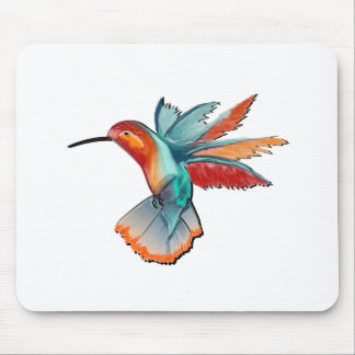 Flight of Elegance Mouse Pad