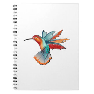 Flight of Elegance Notebook