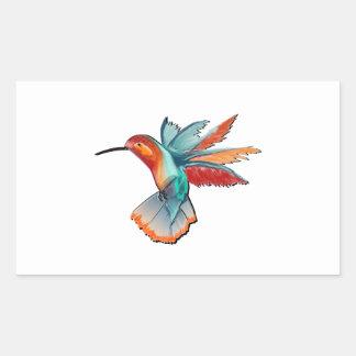 Flight of Elegance Sticker