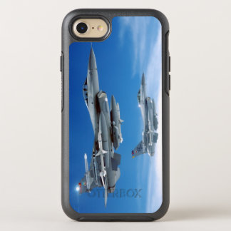 Flight of F-16 Falcons OtterBox Symmetry iPhone 7 Case