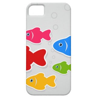Flight of fishes3 case for the iPhone 5