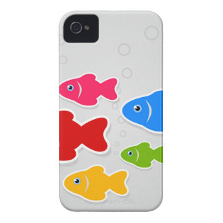 Flight of fishes3 iPhone 4 Case-Mate case