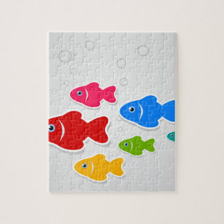 Flight of fishes3 jigsaw puzzle