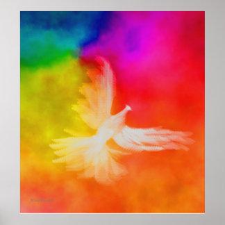 Flight of Hope Print