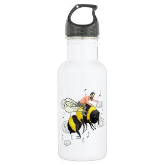 Flight of the Bumblebee by Nicolai Rimsky-Korsakov 532 Ml Water Bottle