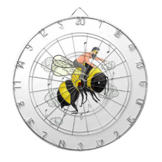 Flight of the Bumblebee by Nicolai Rimsky-Korsakov Dartboard