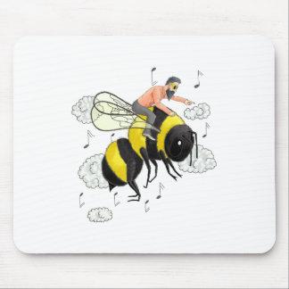 Flight of the Bumblebee by Nicolai Rimsky-Korsakov Mouse Pad