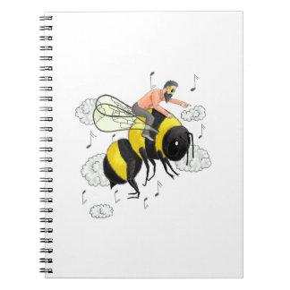 Flight of the Bumblebee by Nicolai Rimsky-Korsakov Notebooks