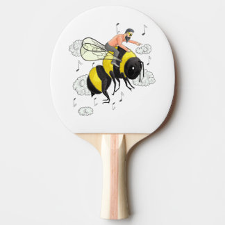 Flight of the Bumblebee by Nicolai Rimsky-Korsakov Ping Pong Paddle