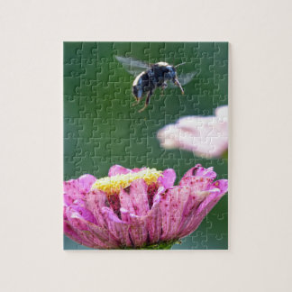 Flight of the Bumblebee Jigsaw Puzzle