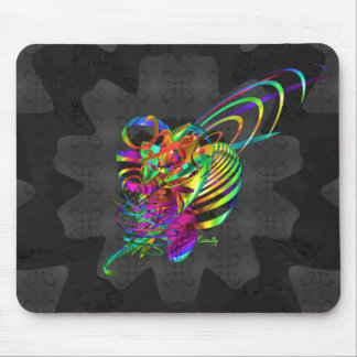Flight of the Bumblee #1 Mouse Pad