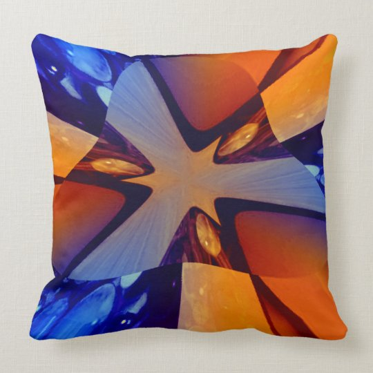 Flight of the Dove Throw Pillow