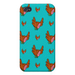 Flight of the Ham Hawks Case For The iPhone 4