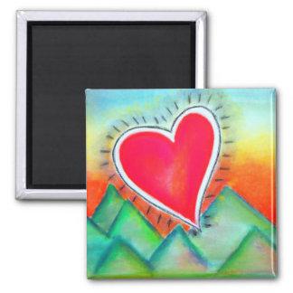 Flight of the Heart magnet